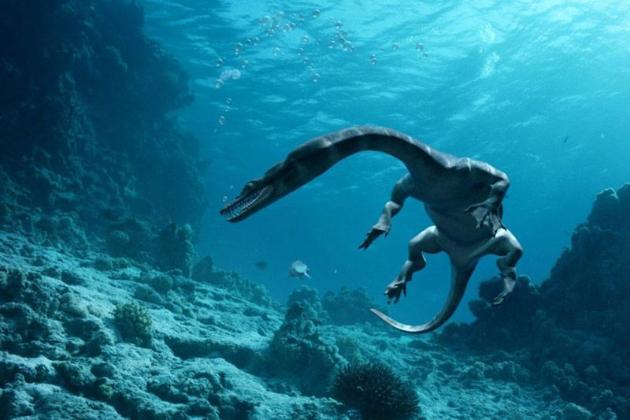 Underwater Dinosaurs Movie For Kids